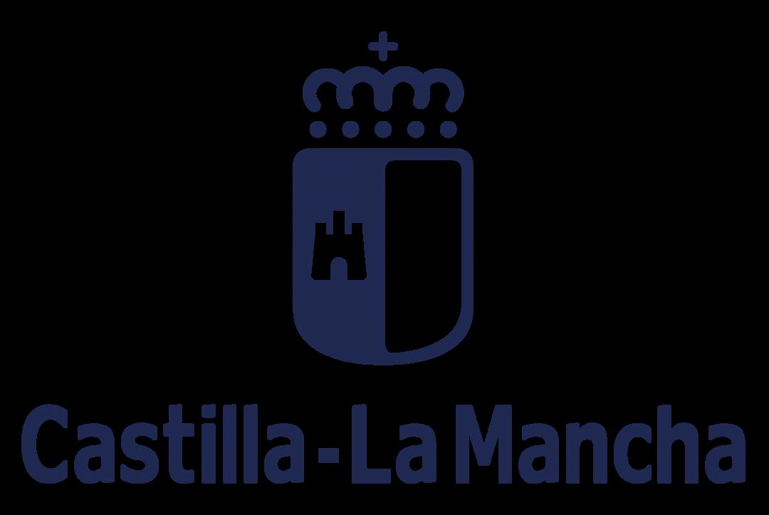 Logo de la Junta de Comunidades de Castilla-La Mancha, entidad colaboradora de ADACE CLM