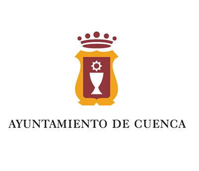 Logo del Ayuntamiento de Cuenca, colaborador de ADACE CLM
