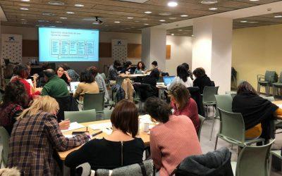 FUNDACE CLM participa en una jornada formativa para potenciar la innovación de nuestros proyectos sociales