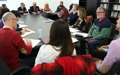 Trabajo conjunto para mejorar la atención a las personas con discapacidad tuteladas en Castilla-La Mancha