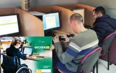 Fundación Eurocaja Rural apoya nuestra labor de integración laboral para personas con daño cerebral